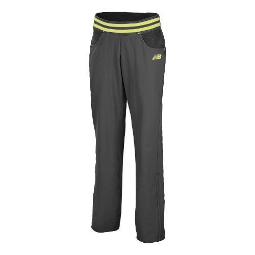 Womens New Balance Westside Full Length Pants - Magnet XS