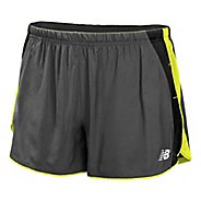 "Mens New Balance Impact 3"" Split Lined Shorts"