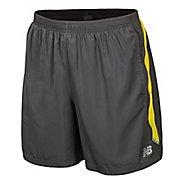 "Mens New Balance 7"" Go 2 Lined Shorts"