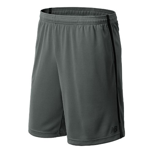 Mens New Balance Cross Run Core Shorts - Lead XS