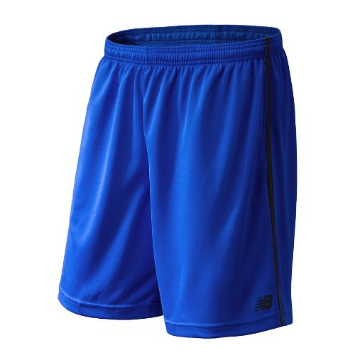 Mens New Balance Cross Run Core Shorts - Cobalt S