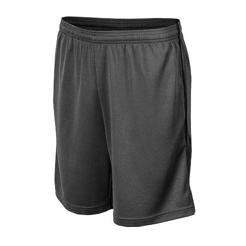 Mens New Balance Cross Run Core Shorts - Magnet S