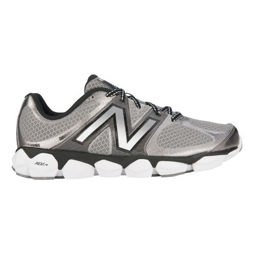 Mens New Balance 4090v1 Running Shoe - Grey/Black 12