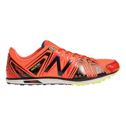 Mens New Balance XC700v3 Cross Country/Spike Cross Country Shoe - Red/Black 12.5