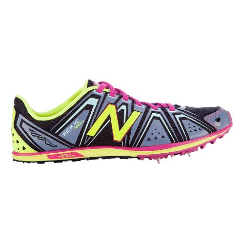 Womens New Balance XC700v3 Spike Cross Country Shoe - Blue/Purple 9.5