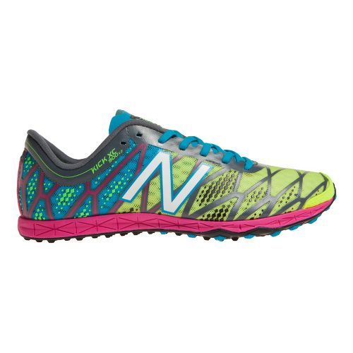 Womens New Balance XC900v2 Cross Country/Spike Cross Country Shoe - Pink/Blue 7.5