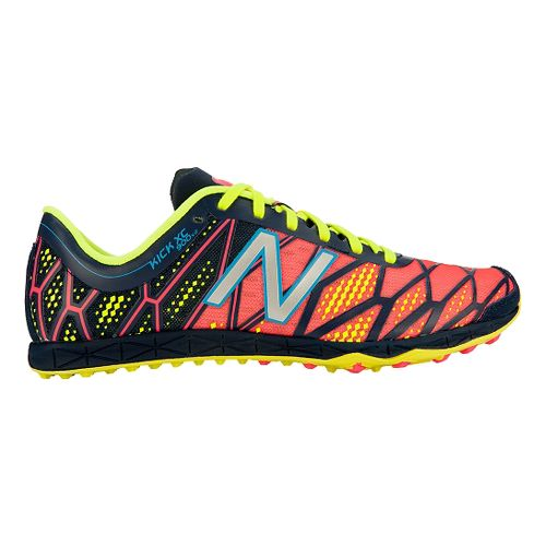 Womens New Balance XC900v2 Cross Country/Spikeless Cross Country Shoe - Pigment/Pink Zing 5