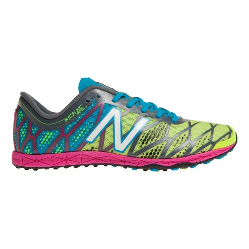 Womens New Balance XC900v2 Cross Country/Spikeless Cross Country Shoe - Pink/Blue 7.5