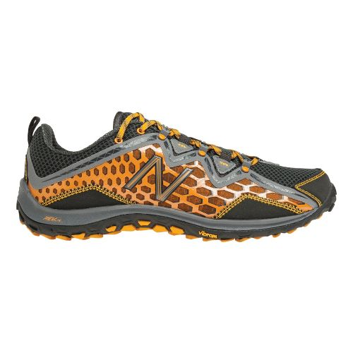 Mens New Balance 99v1 Hiking Shoe - Grey/Orange 7.5