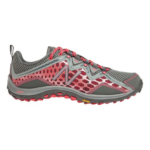 Womens New Balance 99v1 Hiking Shoe - Silver/Pink 6