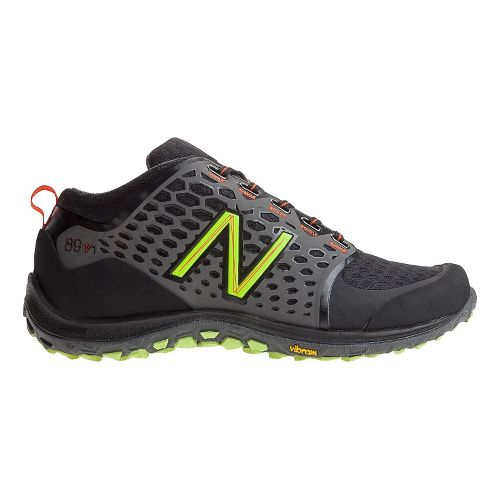 Mens New Balance 89v1 Hiking Shoe - Black/Yellow 7.5