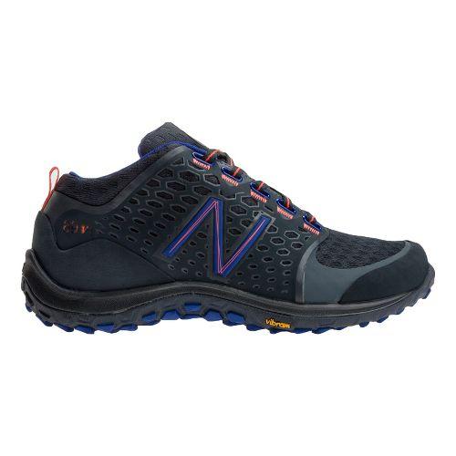 Womens New Balance 89v1 Hiking Shoe - Grey/Blue 10