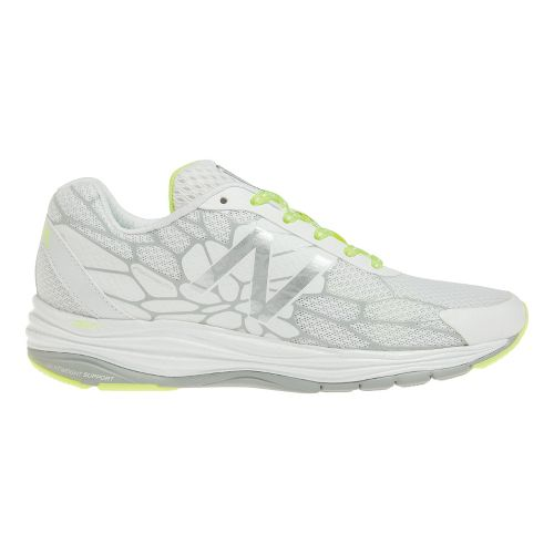 Womens New Balance 1745 Walking Shoe - White 6.5
