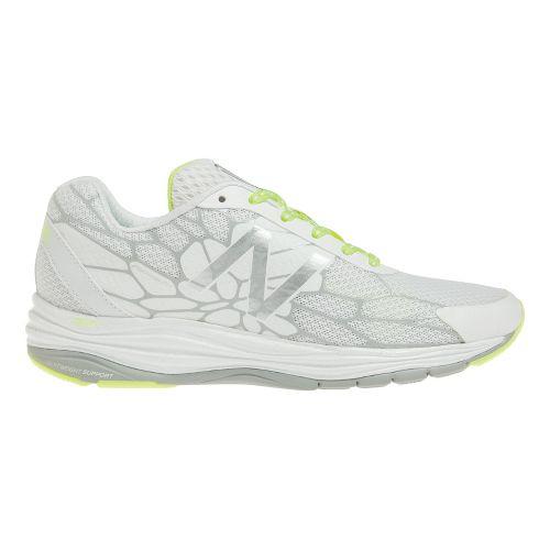 Womens New Balance 1745 Walking Shoe - White 8