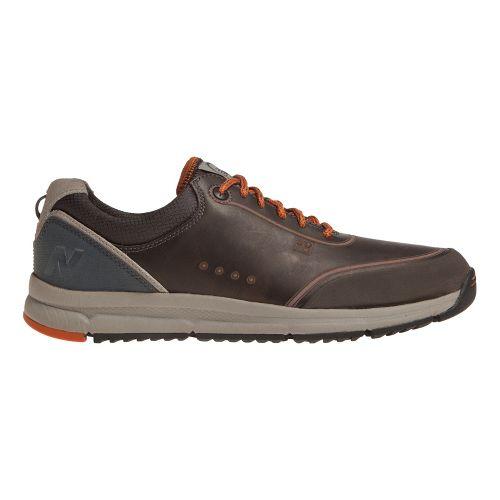 Mens New Balance 983 Walking Shoe - Brown 10.5