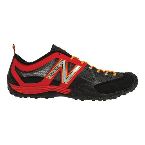 Mens New Balance MX007 Cross Training Shoe - Black/Red 8