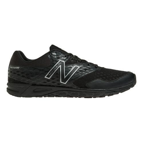 Mens New Balance MX00 Cross Training Shoe - Black/Black 7