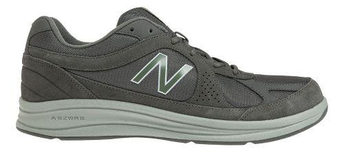 Mens New Balance 877 Walking Shoe - Grey 8