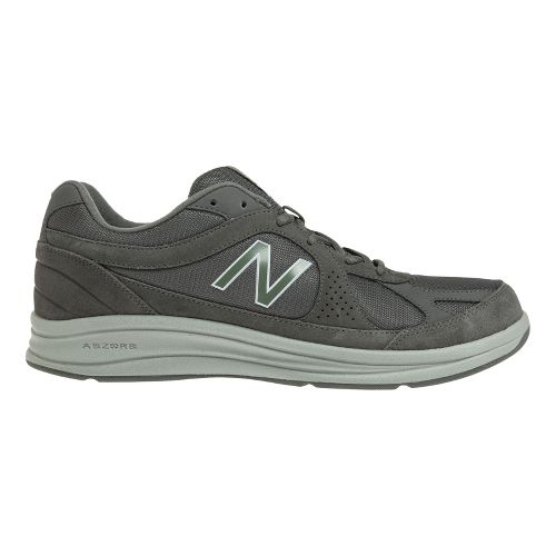 Mens New Balance 877 Walking Shoe - Grey 12.5