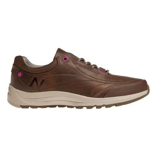 Womens New Balance 999 Walking Shoe - Brown 5.5