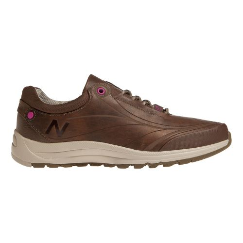 Womens New Balance 999 Walking Shoe - Brown 7.5