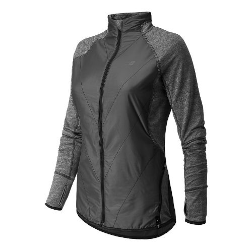 Womens New Balance Chameleon Running Jackets - Black XL