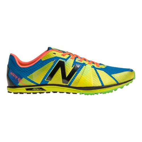 Mens New Balance XC5000v1 Cross Training Shoe - Green/Blue 10