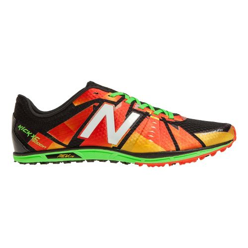 Mens New Balance XC5000v1 Cross Training Shoe - Yellow/Red 9.5