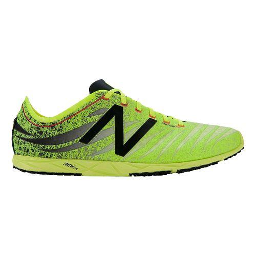 Mens New Balance RC5000v1 Cross Country Shoe - Hi Lite 5.5