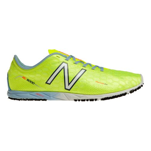 Womens New Balance RC5000v1 Cross Country Shoe - Teal/White 10.5