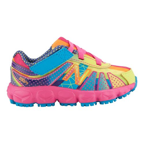 Kids New Balance Kids 890v4 I Running Shoe - Rainbow 3