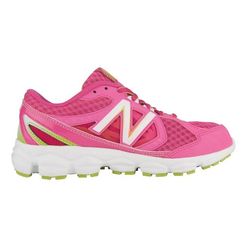 Kids New Balance Kids 750v3 Y Running Shoe - Magenta 5.5