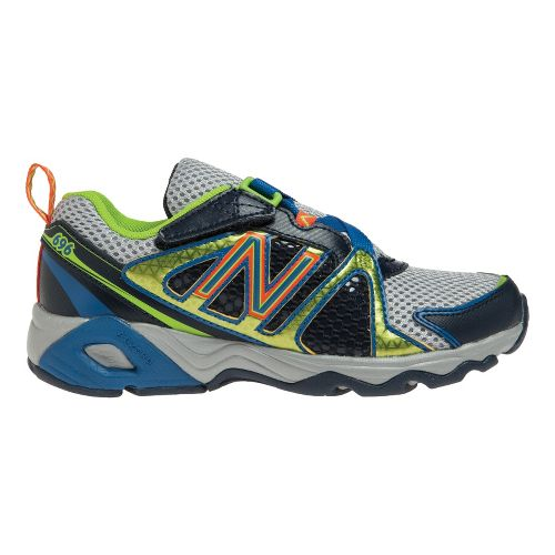 Kids New Balance Kids 696 Y Running Shoe - Classic Blue 1