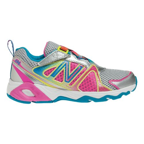 Kids New Balance Kids 696 Y Running Shoe - Rainbow 6.5