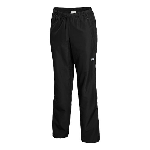 Womens New Balance Sequence Lined Full Length Pants - Black XS
