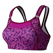 Womens New Balance Printed Shockingly Unshocking Sports Bras