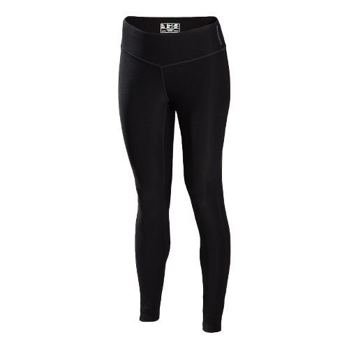 Womens New Balance Achieve Legging Fitted Tights - Black XS