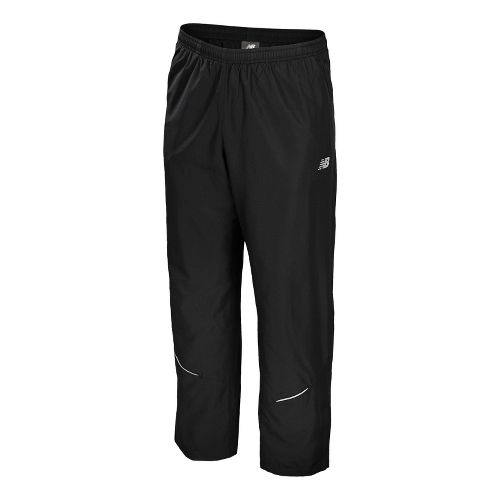 Mens New Balance Sequence Lined Full Length Pants - Black XXL