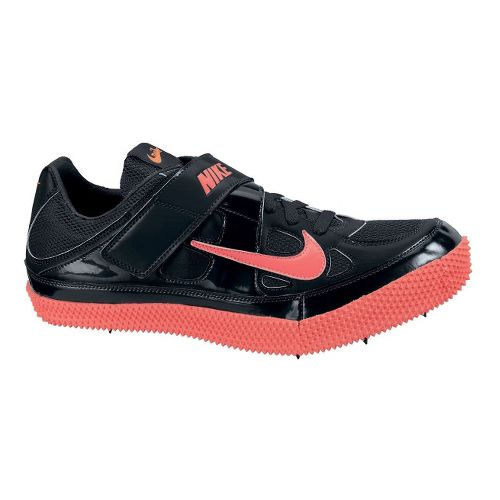 Mens Nike Zoom HJ III Track and Field Shoe - Black 12