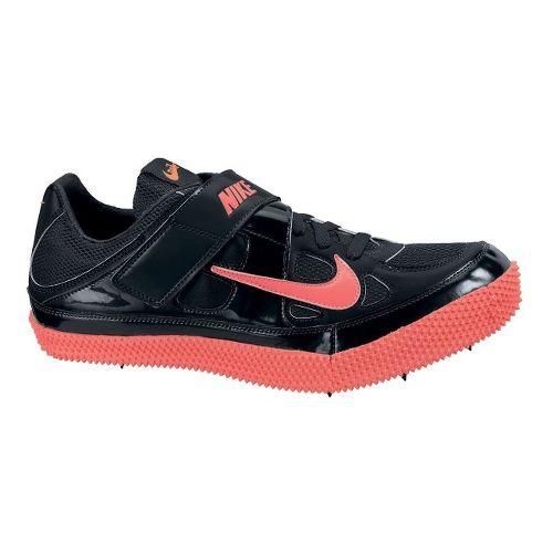 Mens Nike Zoom HJ III Track and Field Shoe - Black 8