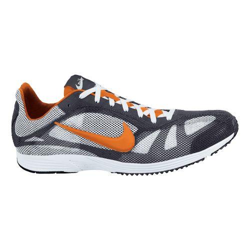 Nike Zoom Streak XC 2 Racing Shoe - White/Orange 12.5
