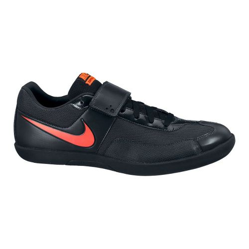 Mens Nike Zoom Rival SD Track and Field Shoe - Black 7