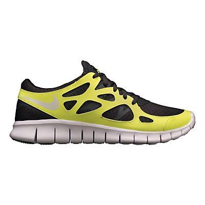 Mens Nike Free Run+ 2 Running Shoe