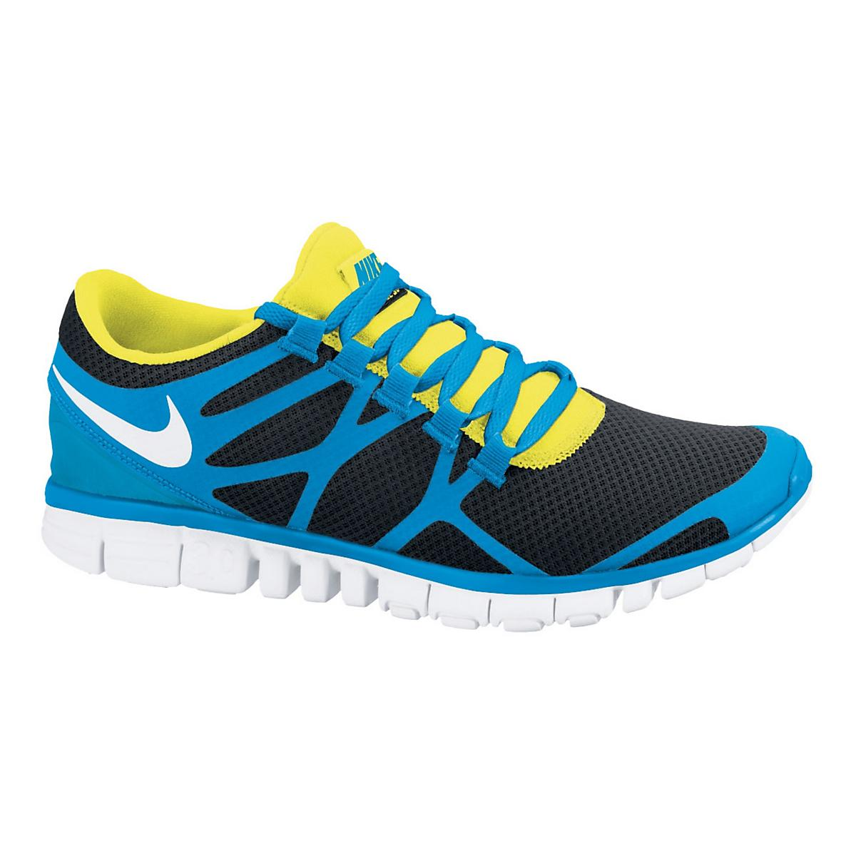 Nike Free Trainer 3.0 V3 Men's training Shoes Gray/Fluorescent
