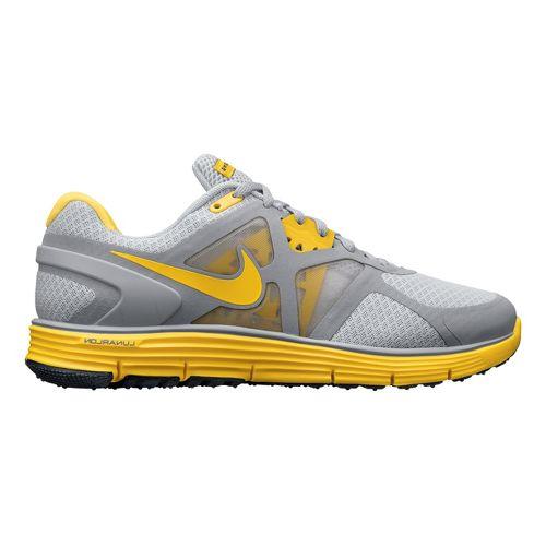 Womens Nike LunarGlide+ 3 Running Shoe - Lance 9