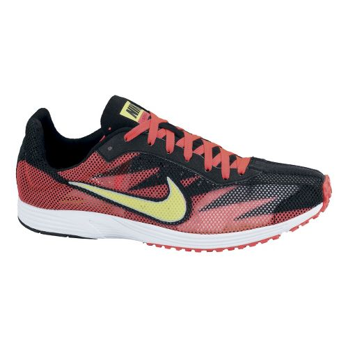 Mens Nike Zoom Streak XC 3 Racing Shoe - Black/Red 7.5
