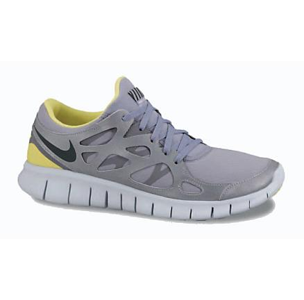 Womens Nike Free Run+ 2 Shield Running Shoe