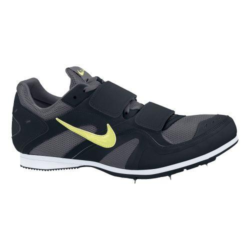 Nike Zoom TJ 3 Track and Field Shoe - Black/Volt 5.5
