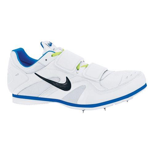 Nike Zoom TJ 3 Track and Field Shoe - White/Royal 7.5