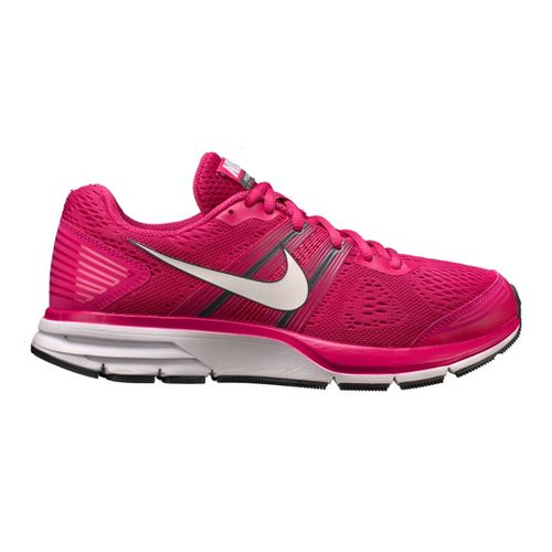 Womens Nike Air Pegasus+ 29 Running Shoe - Berry/White 7
